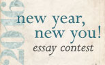 New Year New You Essay Contest