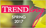 See What's Trending For Spring 2017