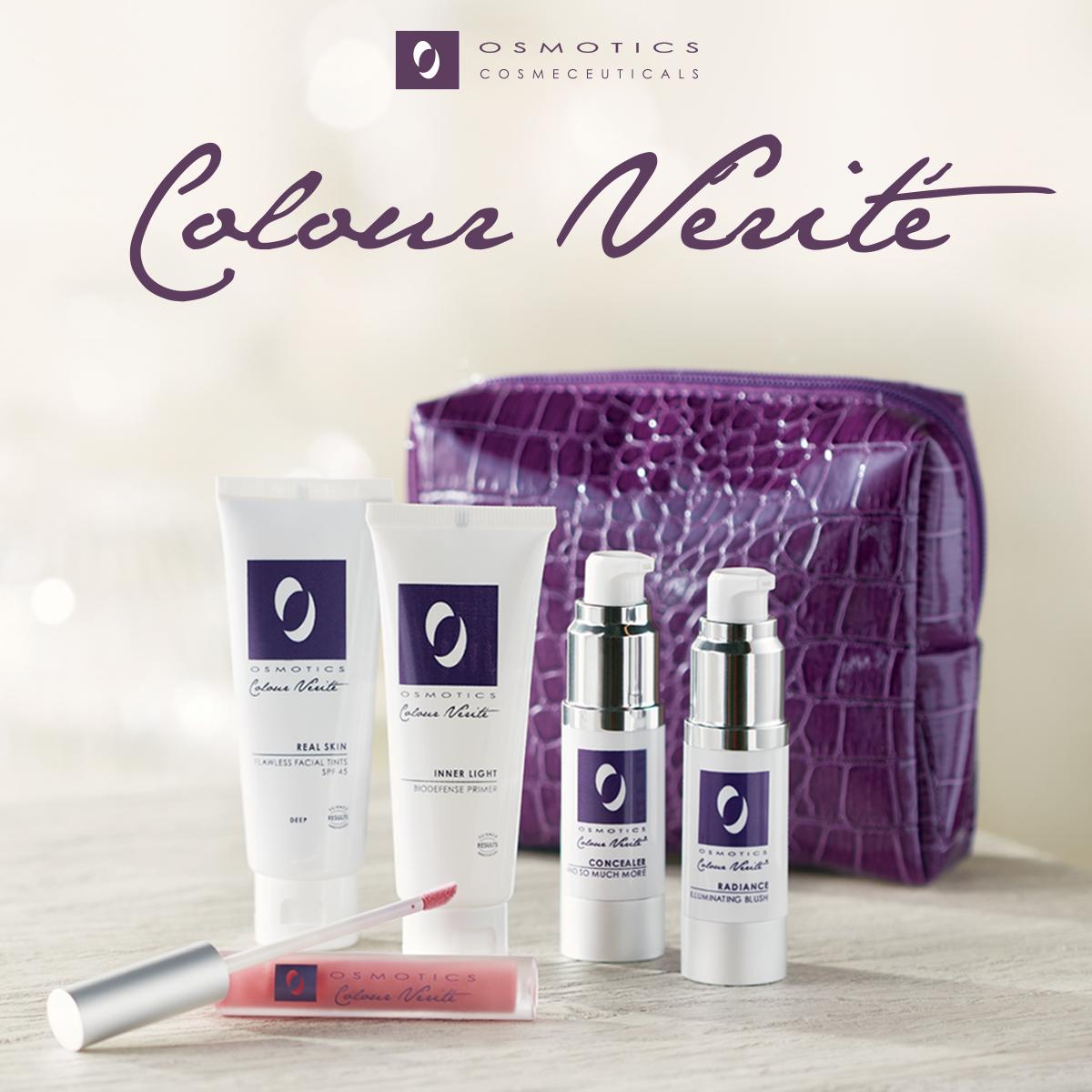 Osmotics - Exclusive Launch! Colour Verite