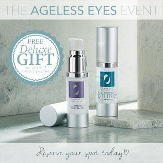 Osmotics: The Ageless Eyes Event