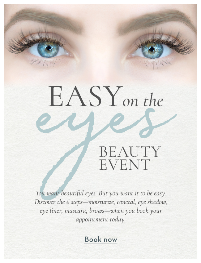 Easy on the Eyes Beauty Event