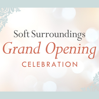 Soft Surroundings at The Village at Meridian Grand Opening