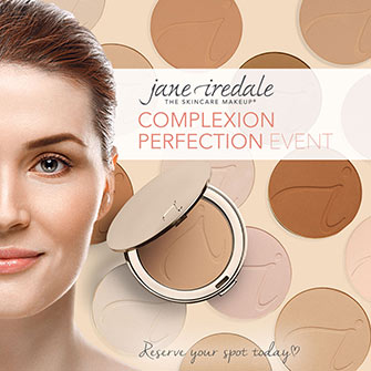 jane iredale: Complexion Perfection Beauty Event