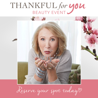 jane iredale: Thankful for You
