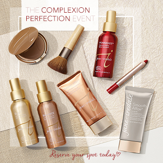jane iredale - The Complexion Perfection Event