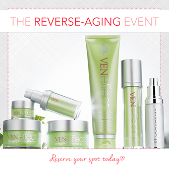 VENeffect - The Reverse-Aging Event
