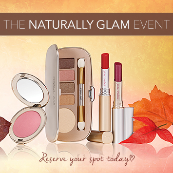 jane iredale: The Naturally Glam Event