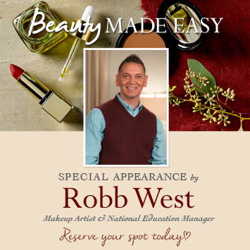Robb West: Beauty Made Easy