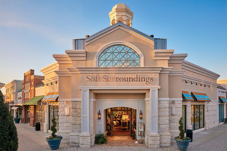 Soft Surroundings Stores
