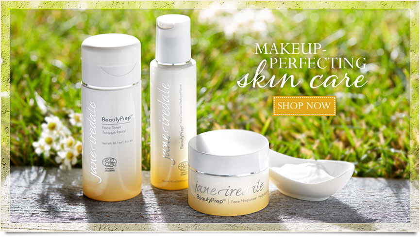 Makeup-Perfecting Skin Care