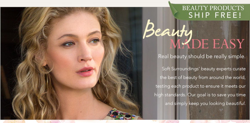 Beauty Made Easy - real beauty should be real simple
