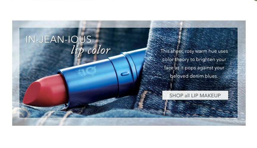 In-jean-ious Lip Color - shop all Lip Makeup
