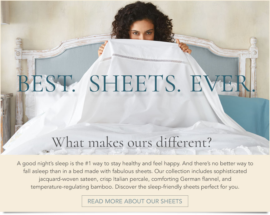 Best.Sheets.Ever.- read why