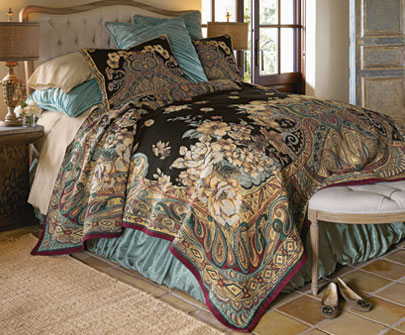 Ariya Tapestry Bedding Collection
