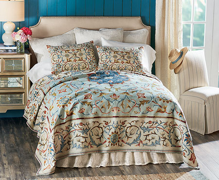 Augusta Tapestry Bedding Collection