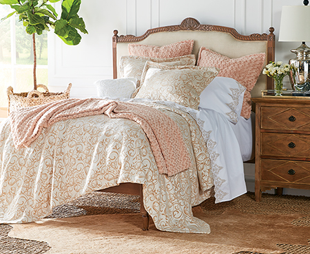 Montaigne Chenille Coverlet
