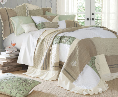 Normandy Bedding Collection