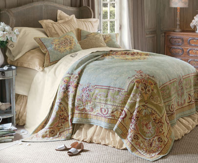 Regency Tapestry Bedding Collection