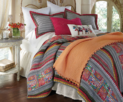 San Miguel Bedding Collection