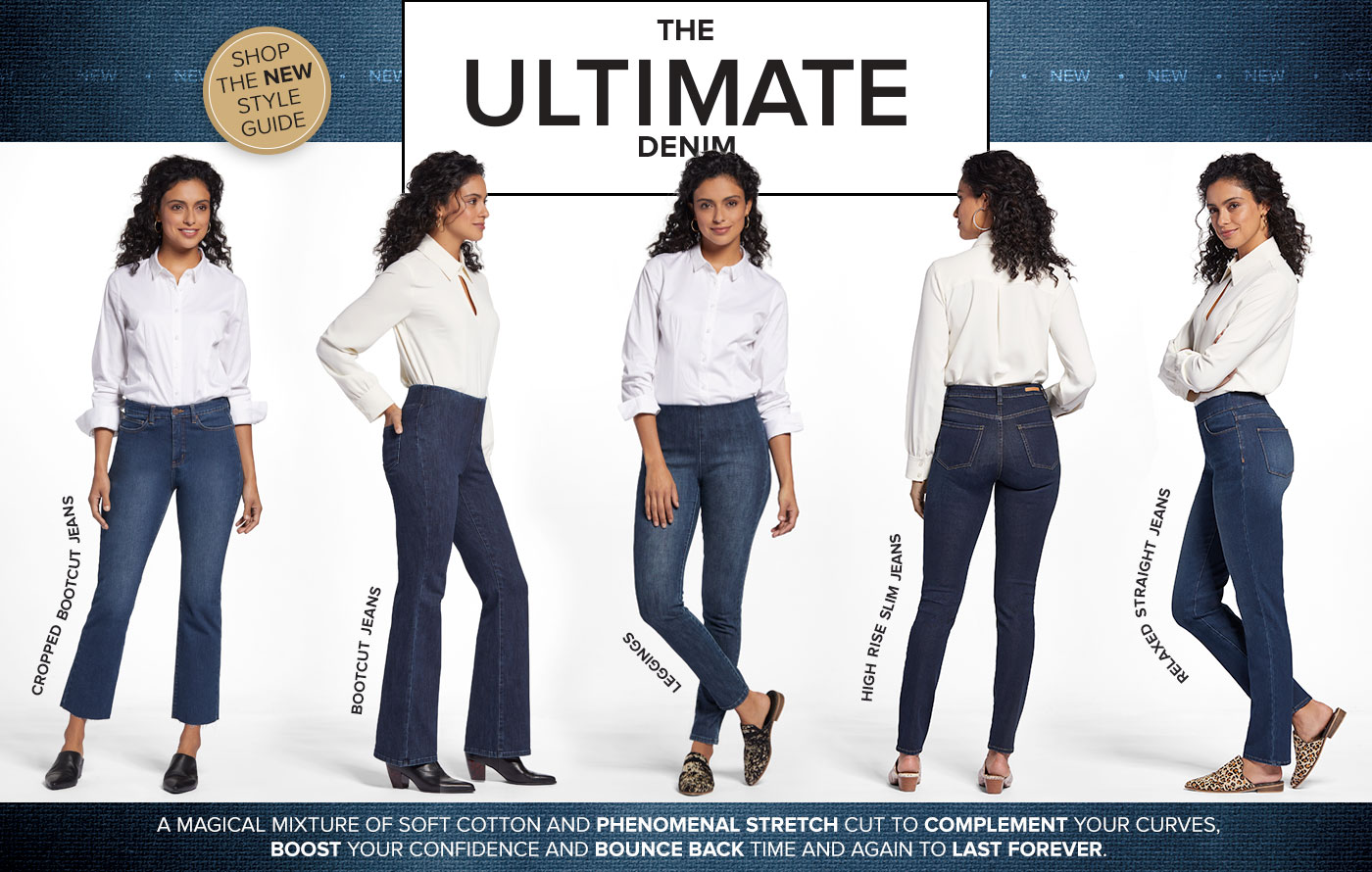 Introducing - The Ultimate Denim