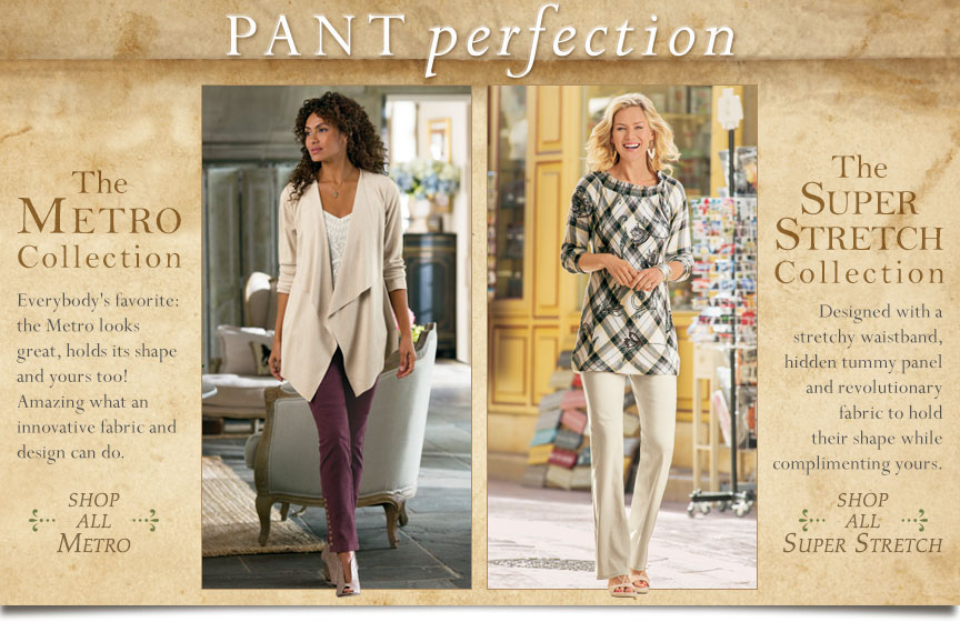 Pant Perfection