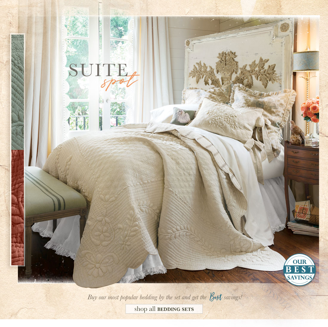 Suite Spot - shop all bedding sets