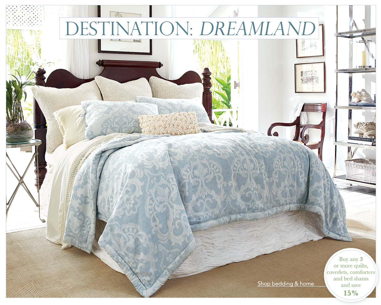 Shop home and bedding