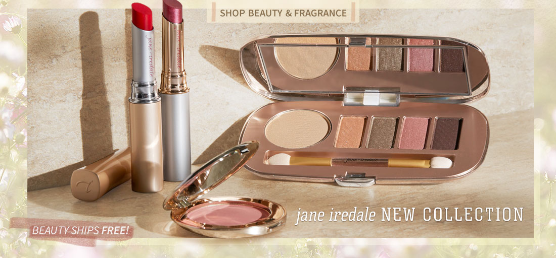 shop jane iredales NEW collection