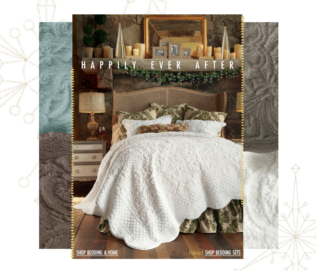 Happily Ever After - shop bedding