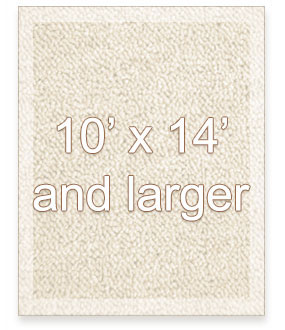 10 x 14 and larger Rugs