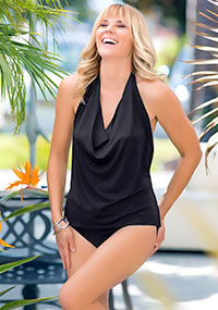 ed5f228301 One-piece Swimsuits | Soft Surroundings