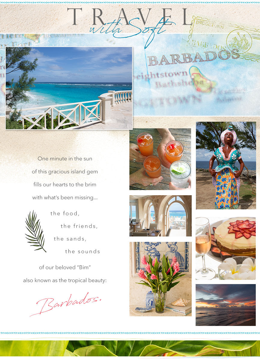 Travel with Soft : Barbados
